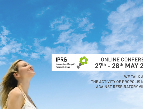 B Natural at International Propolis Research Group (IPRG) conference